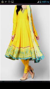 Salwar Kameez Designs - New - náhled