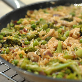 Chicken Peas Broccoli Recipes
