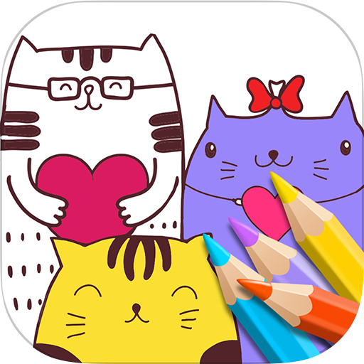 Coloring Book for Kids & Family by Fun Color Games file APK for Gaming PC/PS3/PS4 Smart TV