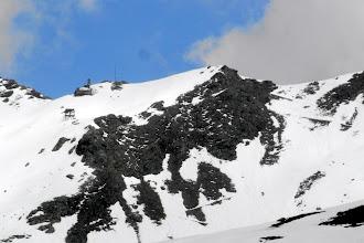 Photo: Schneebergscharte 2700 m