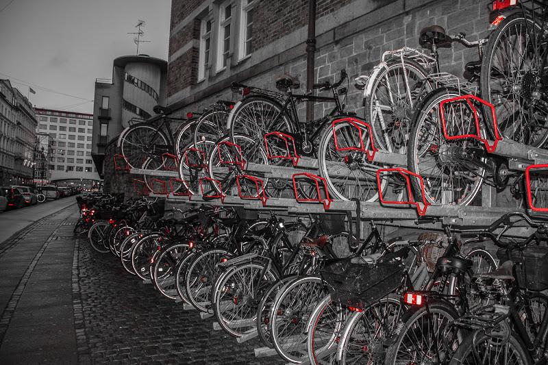 Parcheggio multipiano (Copenaghen) di danfabio5959