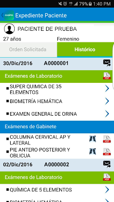 Chopo Mobile - screenshot