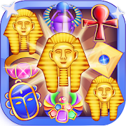 Pharaon Treasure: Match 3