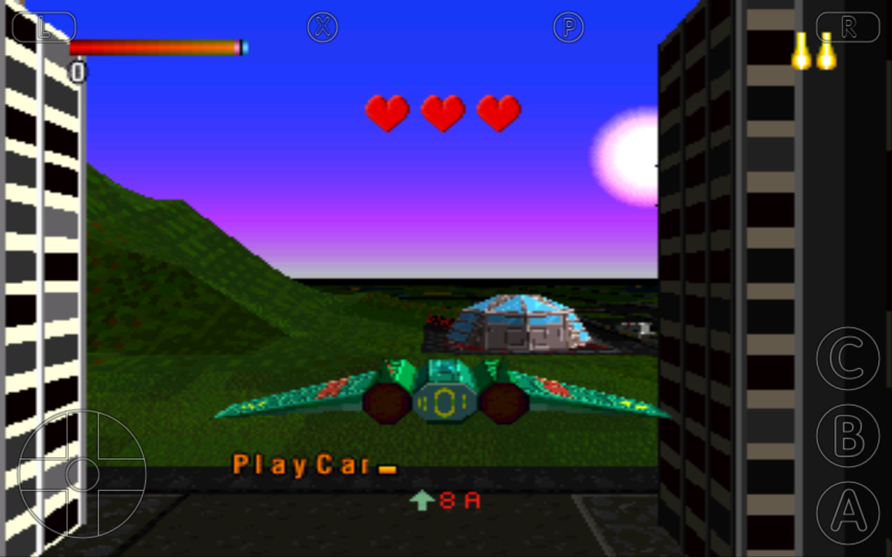 Real3DOPlayer- screenshot