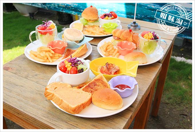 小琉球荷花軒早午餐