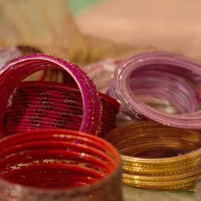 Wedding ceremony by Anurag Bhateja - Wedding Ceremony ( weddings, colors, india, bangles, ceremony )