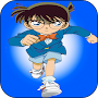 Detective Conan lock screen APK icon