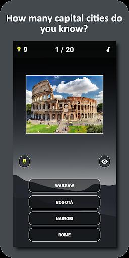 Capital Cities Quiz android2mod screenshots 1