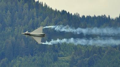 Photo: Austriacki Eurofighter Typhoon