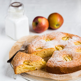 Thermomix Apple Cake.