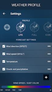 WINDY APP: wind forecast & marine weather 5.1.1 (Pro)