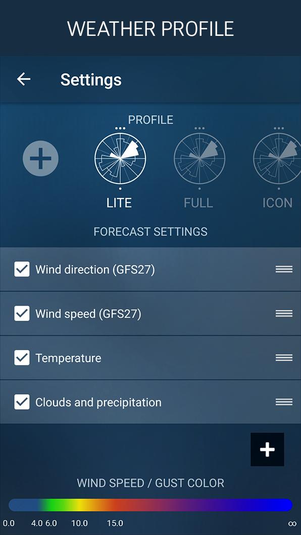 WINDY APP: wind forecast & marine weather Screenshot 7