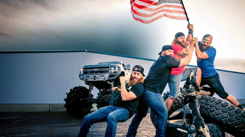 Watch Diesel Brothers live