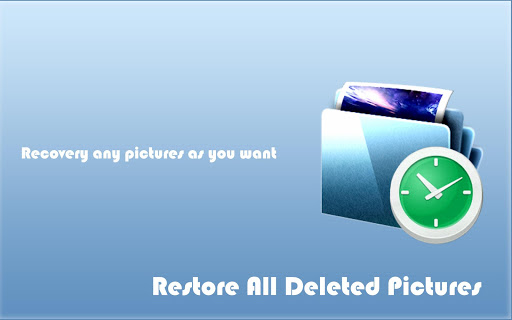 Restore All Deleted Pictures