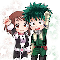 MHA Anime Wallpaper HD 4K icon