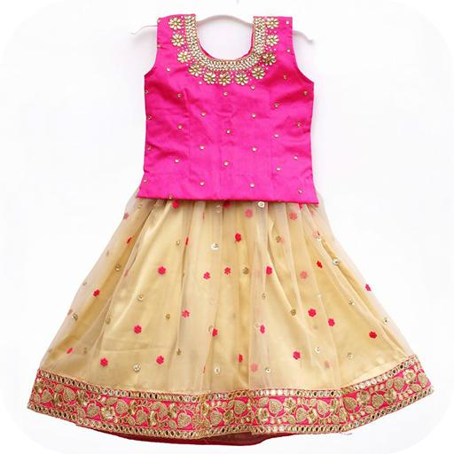 fc253b33b04e8 Kids Lehenga Designs - Apps on Google Play