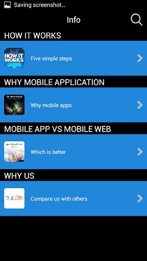 Telic Apps screenshot 5