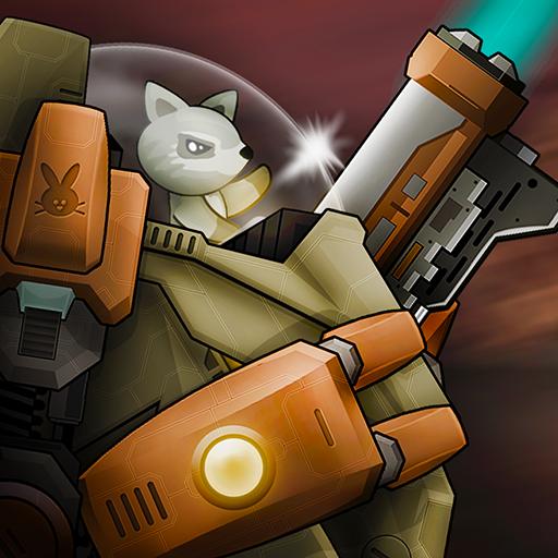 Toy Army Robot Strike Wars - Animal Force Attack (game)