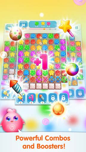 Candy Legend Star 1.0.1 screenshots 2