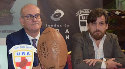 El rugby almeriense agradece 'Con fina desobediencia'