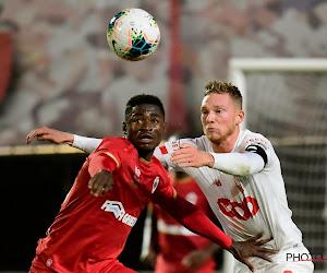 Nouveau coup dur pour l'Anversois Martin Hongla