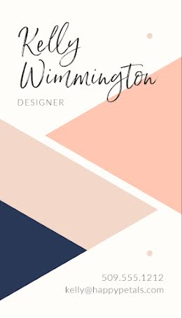 Wimmington Designer - Business Card item