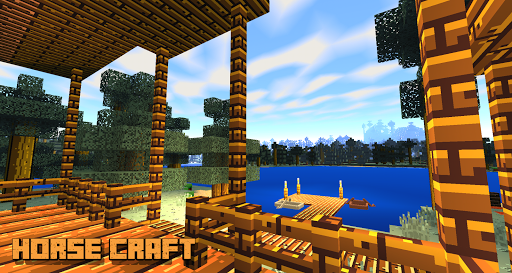 Horsecraft: Survival and Crafting Game 1.2.HC.1.0 screenshots 21