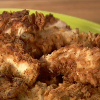 Ree Drummond Crispy Chicken Strips