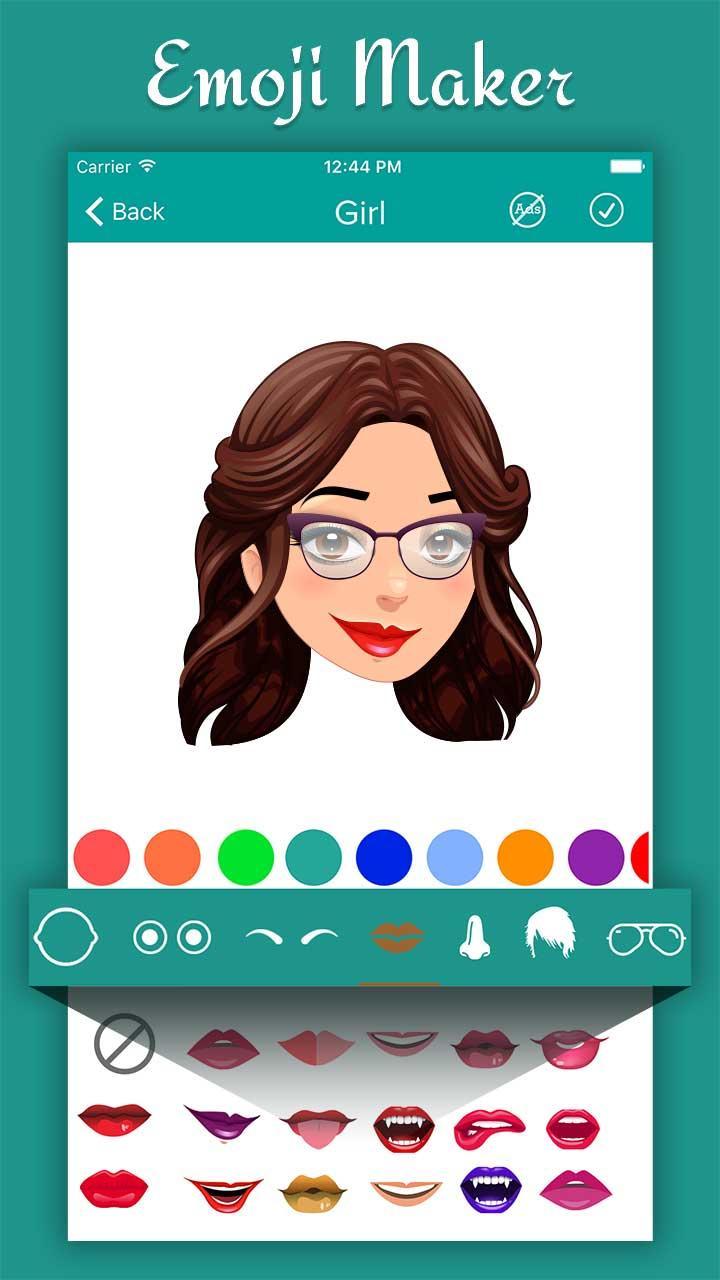 Emoji Maker - Your Personal Emoji Screenshot 3