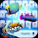 Sea World Keyboard Theme icon