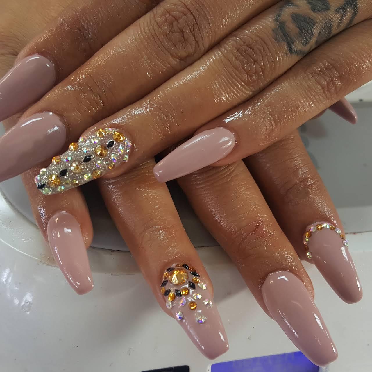 Soho Nails And Spa Nail Salon In El Paso