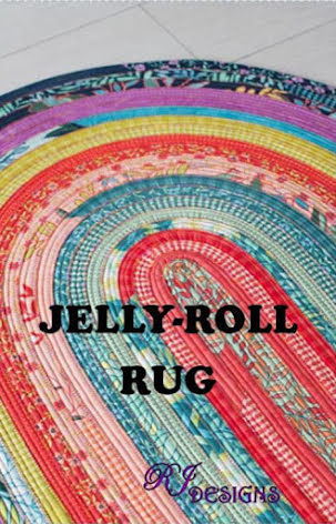 Jelly Roll Rug (13067)