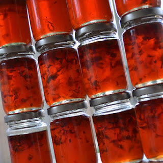 Apple Pepper Herb Jelly Recipe