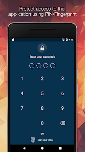 Anti-Theft Screen Lock- screenshot thumbnail