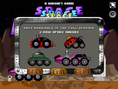 SPACE ROVER FULL- screenshot thumbnail
