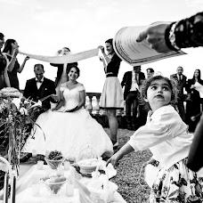 Wedding photographer Tünde Koncsol (tundekoncsol). Photo of 17.10.2018
