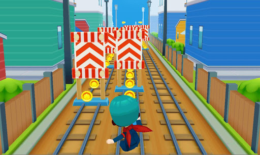 Subway Ninja Rail Rushers for PC