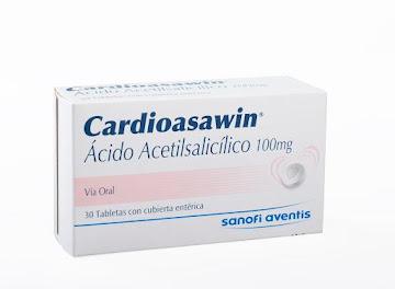 Cardioasawin 100Mg