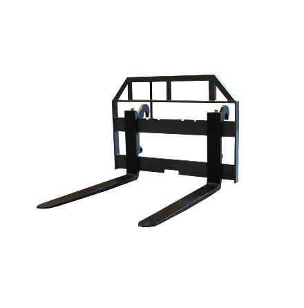 Mekaniska pallgafflar - 126cm | EVERUN