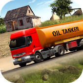 Oil Transporting Tanker 3D