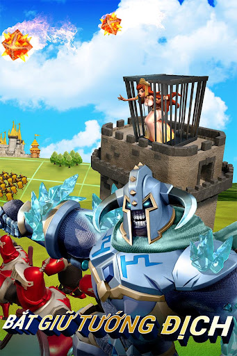 Code Triche Lords Mobile - Gamota APK MOD screenshots 4