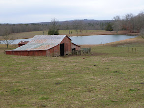 Photo: One of Bart's 342 pictures of barns in the Sequatchie Valley