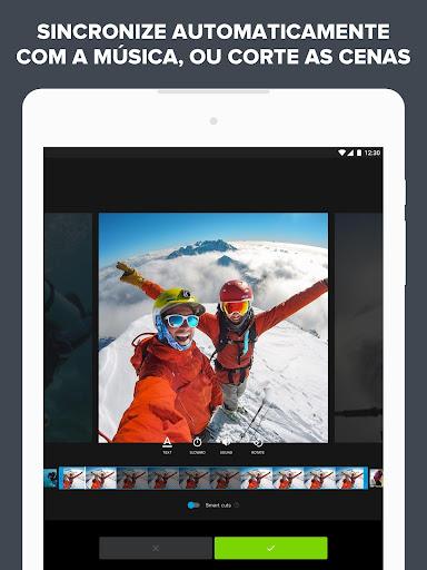 Quik - Editor de Vídeo da GoPro para fotos, clipes screenshot 8