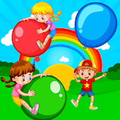Learn Colors for Kids - Learning with Balloons