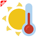 Room Temperature Thermometer - Meter icon