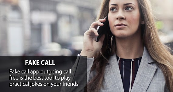 Fake Call, Call prank, Fake Caller ID App Download For Android 6