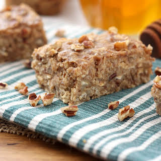 Banana Nut Breakfast Bars.