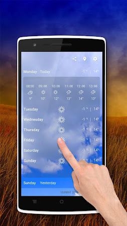 Weather 1.0.0 screenshot 616895
