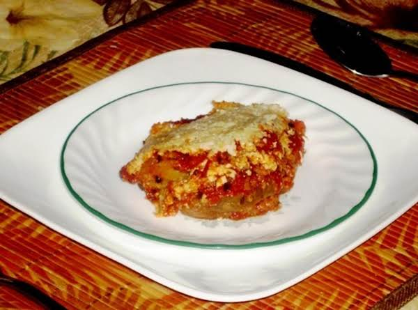 Eggplant Romano