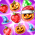 Witch Puzzle - Match 3 Game icon